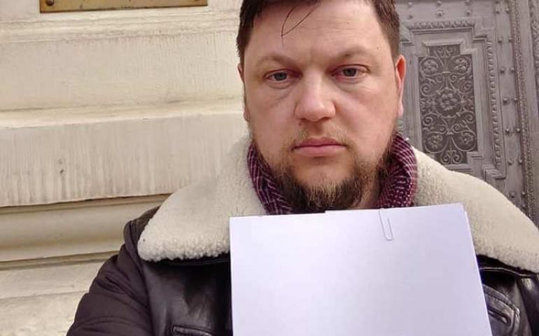 Олег Милинский - руководитель международного похоронного бюро Funeralia