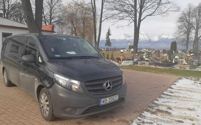 Перевезення померлих з Австрії в Україну