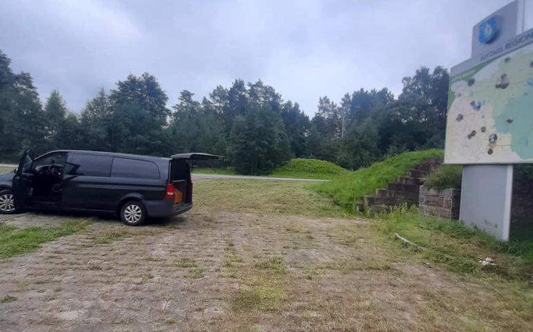 Перевезення померлих з Литви в Україну