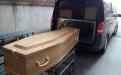 Перевезення померлих з Німеччини в Україну