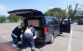 Перевозка умерших из Греции в Украину