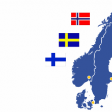 Перевозка умерших Швеция, Груз-200 Норвегия, Репатриация тел умерших Швеция Норвегия Финляндия